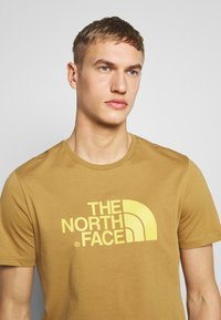The North Face - MEN'S EASY TEE - T-Shirt print - british khaki - 3