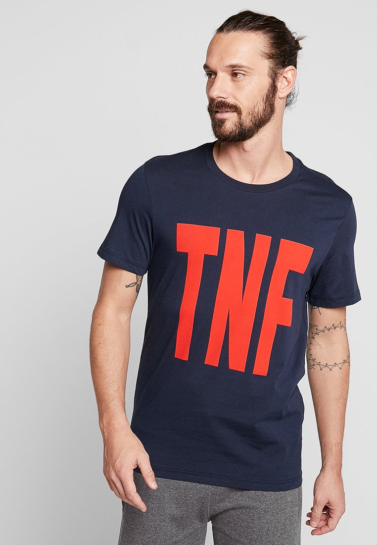 The North Face - Print T-shirt - urbnavy/fieryrd