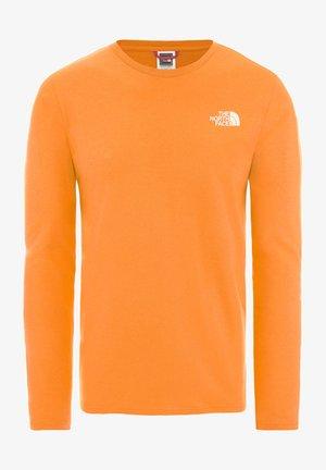 T-shirt à manches longues - flame orange