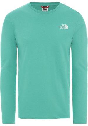T-shirt à manches longues - lagoon