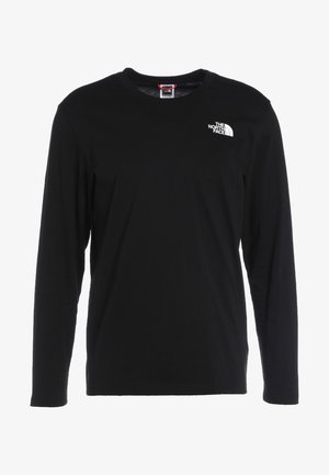EASY SHADY - Camiseta de manga larga - black