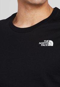 The North Face - Bluzka z długim rękawem - black - 5