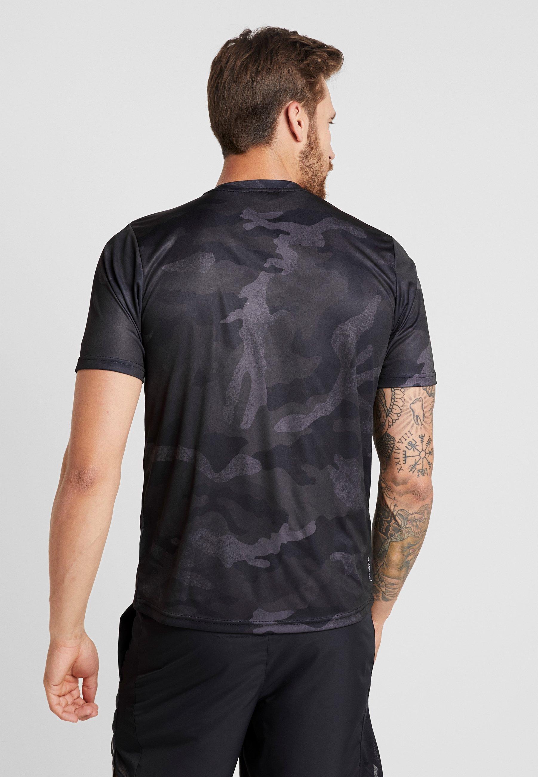 North shirt Sport Face ReaxionT Black The De tCrsQxhd