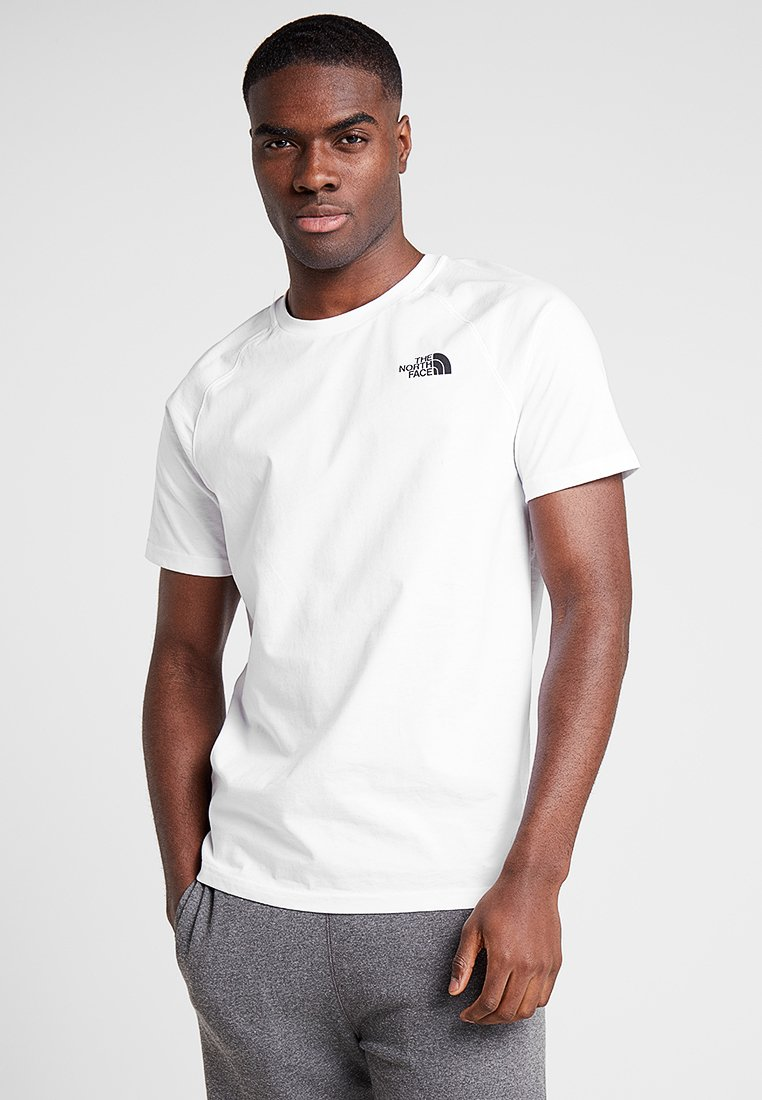 The North Face - TEE - T-Shirt print - white