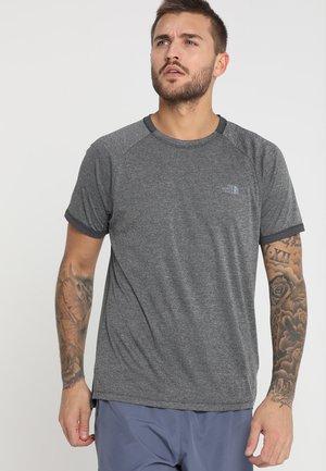 AMBITION BOMBER - T-shirt print - black heather