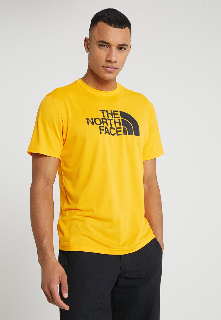 The North Face - FLEX BOMBER - T-Shirt print - zinnia orange