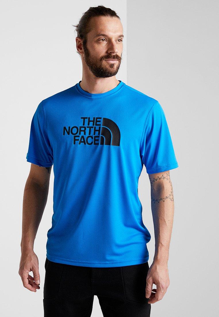 The North Face - FLEX BOMBER - T-Shirt print - bomber blue