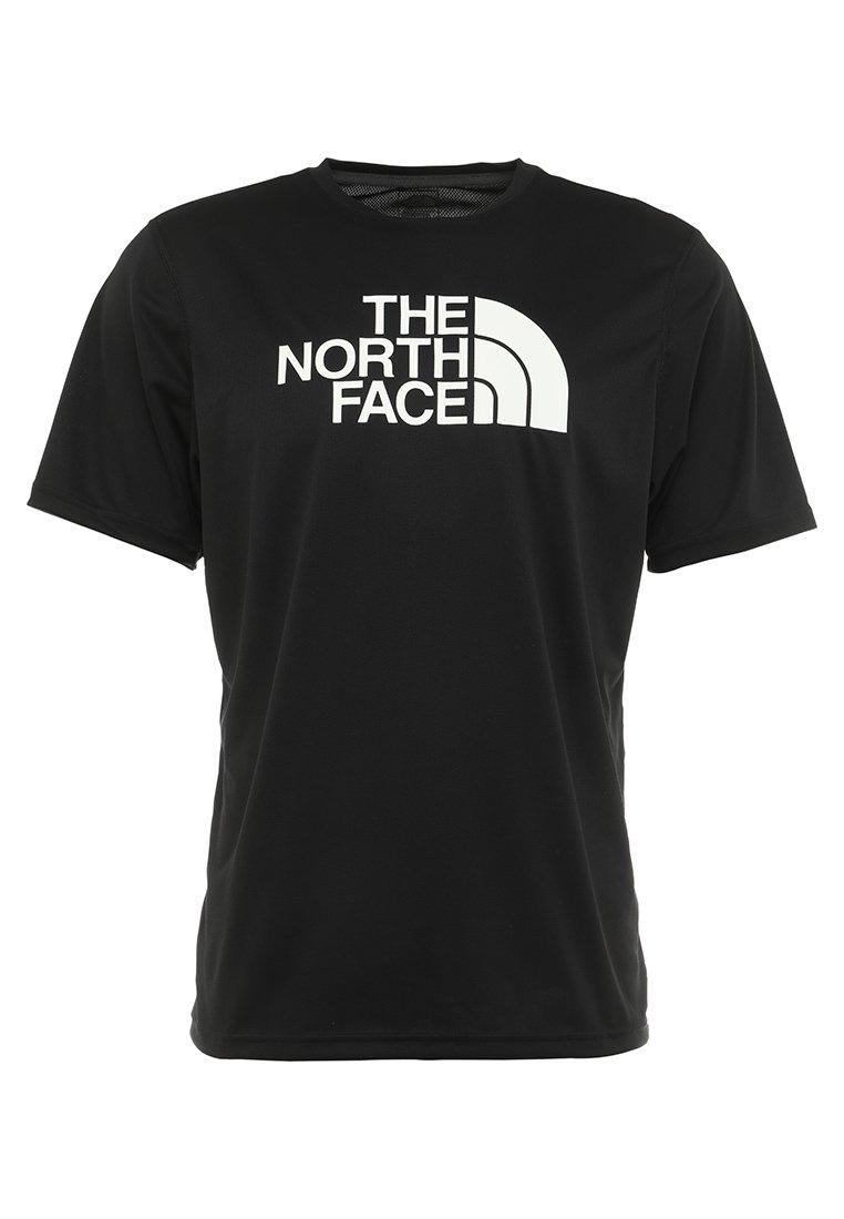 The North Face - FLEX BOMBER - T-Shirt print - black