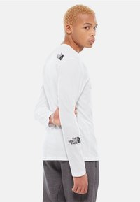 The North Face - LIGHT TEE - Pitkähihainen paita - white - 1