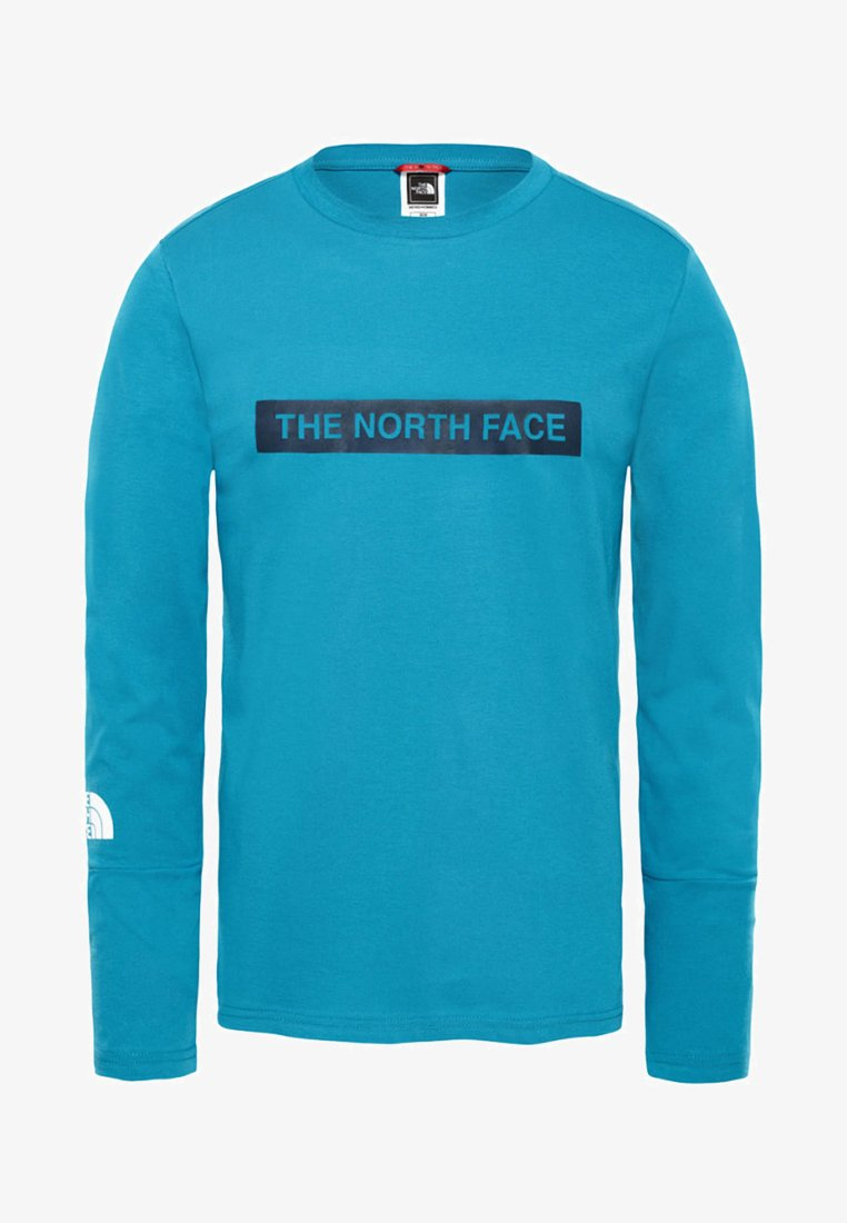 The North Face - LIGHT TEE - Longsleeve - turquoise