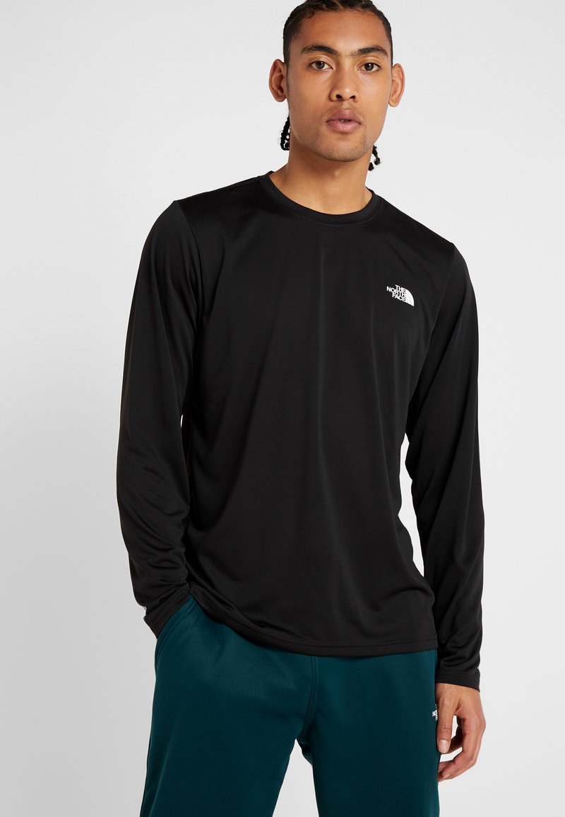 The North Face - CREW URBAN  - Langærmede T-shirts - black