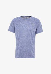 The North Face - AMBITION  - T-shirt print - blue/montague blue - 5