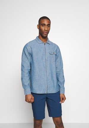 BERKELEY CHAMBRAY  - Hemd - medium indigo chambray
