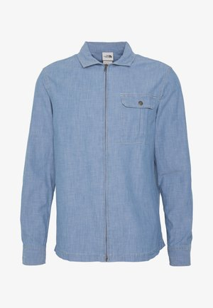 BERKELEY CHAMBRAY  - Shirt - medium indigo chambray