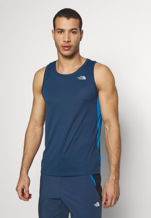 MENS AMBITION TANK - Top - bluewngteal/clearlakeblue