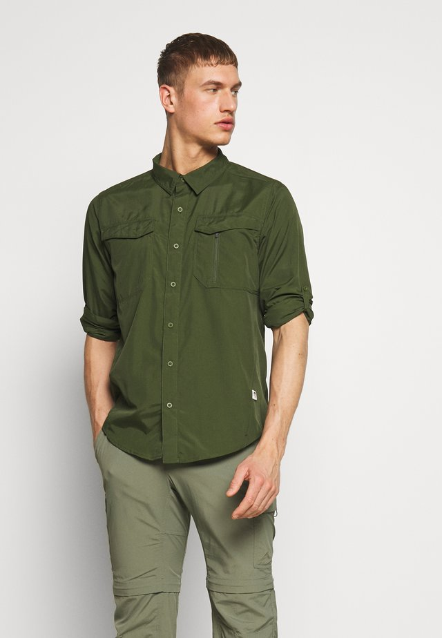 MEN SEQUOIA - Skjorter - english green