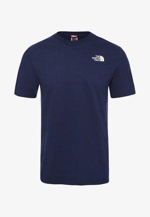 BOX TEE - T-shirt imprimé - royal blue