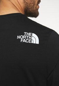 The North Face - RAINBOW TEE - T-shirts print - black - 5