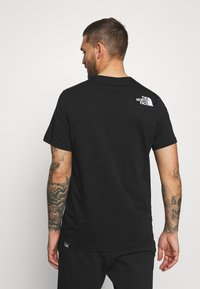 The North Face - RAINBOW TEE - T-shirts print - black - 2