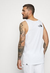 The North Face - RAINBOW TANK - Top - white - 2