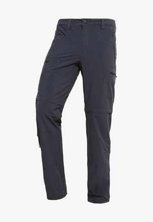 EXPLORATION CONVERTIBLE PANT - Outdoor-Hose - asphalt grey