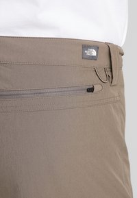 The North Face - EXPLORATION CONVERTIBLE PANT - Outdoor trousers - weimaraner brown - 6