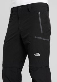 The North Face - EXPLORATION CONVERTIBLE PANT - Outdoorové kalhoty - black - 5