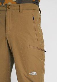 The North Face - EXPLORATION - Pantalons outdoor - british khaki - 5