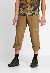 The North Face - EXPLORATION - Pantalons outdoor - british khaki - 3