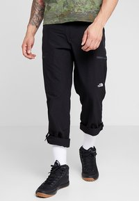 The North Face - EXPLORATION - Pantalones montañeros largos - black - 3