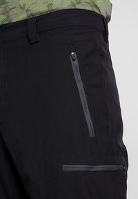 The North Face - EXPLORATION - Pantalones montañeros largos - black - 4