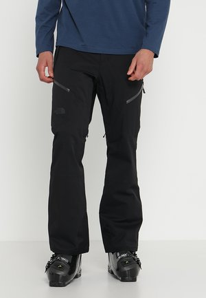 CHAKAL PANT - Snow pants - black