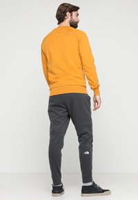 The North Face - MENS SURGENT CUFFED PANT - Trainingsbroek - dark grey heather - 2