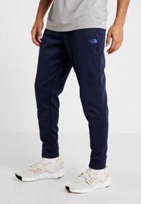 The North Face - SURGENT PANT  - Teplákové kalhoty - montague blue - 0