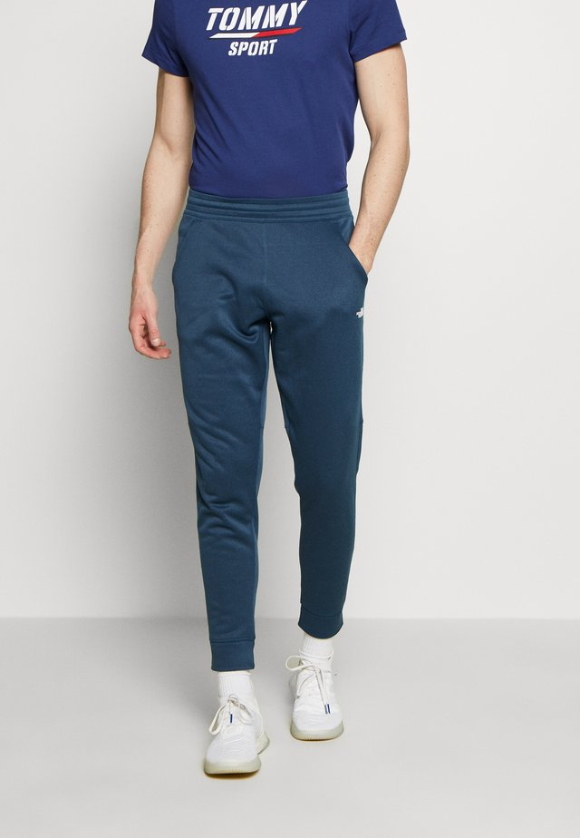 MENS SURGENT CUFFED PANT - Pantalones deportivos - blue wing teal heather