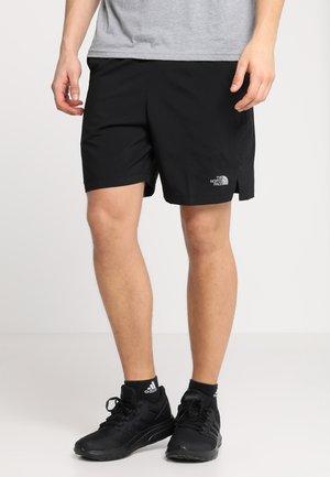 24/7 SHORT - kurze Sporthose - black