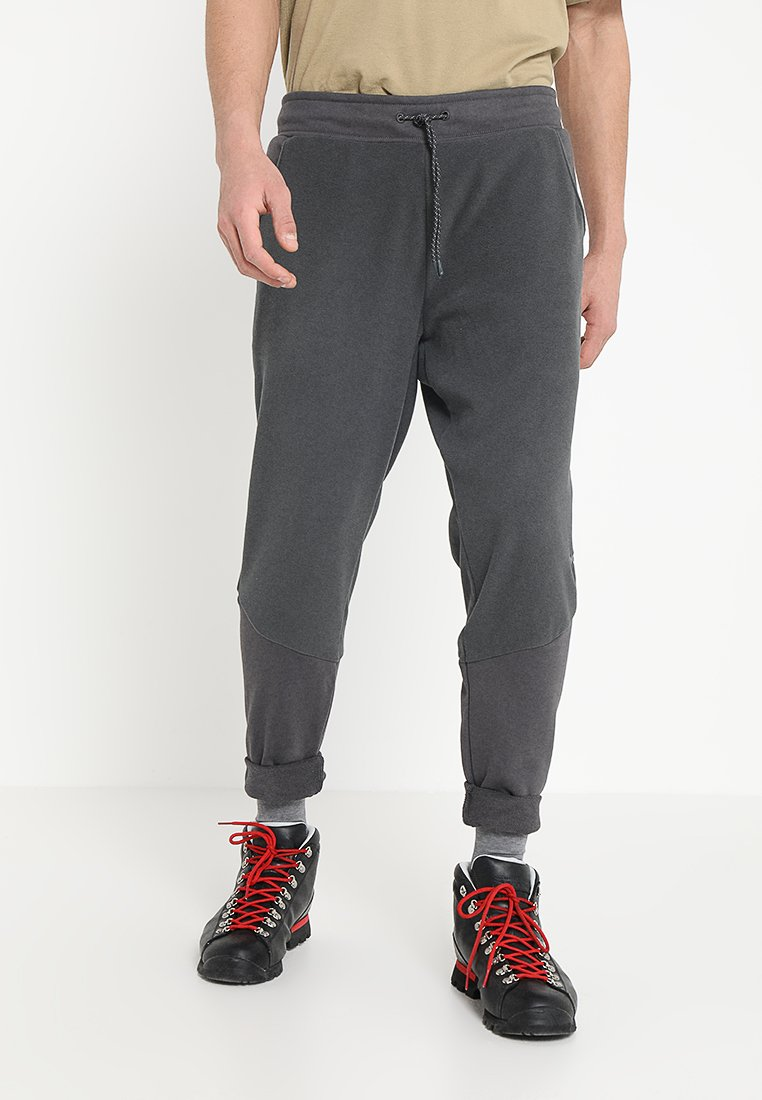 The North Face - DELTA PANT - Tracksuit bottoms - asphalt grey