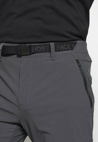 The North Face - MEN'S SPEEDLIGHT PANT - Outdoor trousers - asphalt grey/white - 4