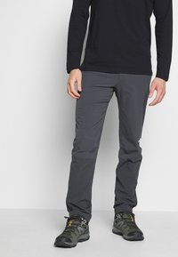 The North Face - MEN'S SPEEDLIGHT PANT - Outdoor trousers - asphalt grey/white - 2