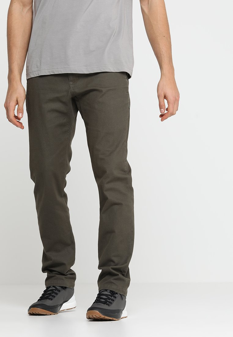 The North Face - STRETCH PANT KELP TAN - Stoffhose - new taupe green