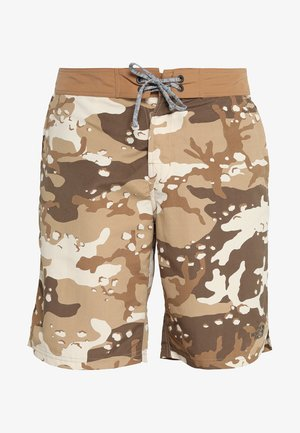 CLASS SHORT  - Outdoor shorts - khaki