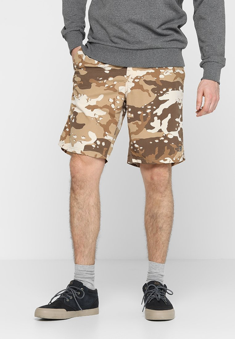 The North Face - CLASS SHORT  - Shorts outdoor - khaki