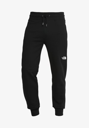 LIGHT PANT  URBAN - Verryttelyhousut - black/white