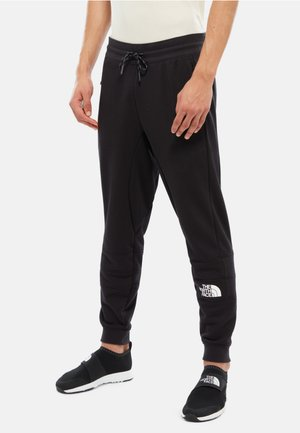 LIGHT PANT - Verryttelyhousut - black