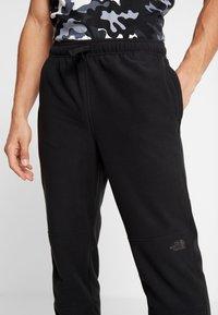 The North Face - GLACIER PANT - Pantalon de survêtement - black - 4
