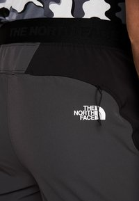 The North Face - IMPENDOR WINTER PANT - Broek - black/weathered black - 9