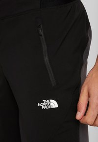 The North Face - IMPENDOR WINTER PANT - Broek - black/weathered black - 3