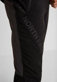 The North Face - IMPENDOR WINTER PANT - Broek - black/weathered black - 6