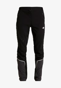 The North Face - IMPENDOR WINTER PANT - Broek - black/weathered black - 8