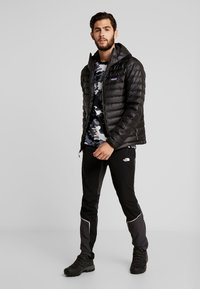 The North Face - IMPENDOR WINTER PANT - Broek - black/weathered black - 1